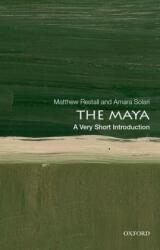 Maya: A Very Short Introduction - Amara Solari (ISBN: 9780190645021)