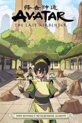 Avatar: The Last Airbender - Toph Beifong's Metalbending Academy (2021)