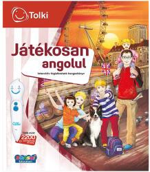 Tolki interaktív foglalkoztató könyv - Playful English (ISBN: 9788088317098)