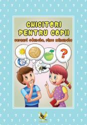 Ghicitori pentru copii. Versuri adunate, rime minunate (ISBN: 9789737148445)