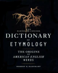 Barnhart Concise Dictionary of Etymology (2010)