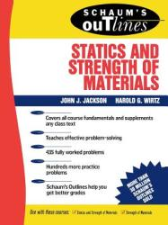 Schaum's Outline of Statics and Strength of Materials (2006)