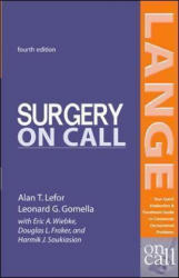 Surgery On Call, Fourth Edition - Alan T Lefor (2010)