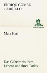Mata Hari - Enriqu Gómez Carrillo, Paul Prina (2012)