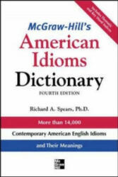 McGraw-Hill's Dictionary of American Idioms Dictionary (2001)