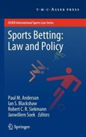 Sports Betting: Law and Policy (2011)