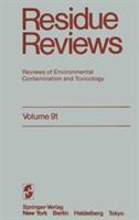 Residue Reviews - Reviews of Environmental Contamination and Toxicology (2012)