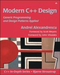 Modern C++ Design (2002)