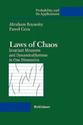 Laws of Chaos - Invariant Measures and Dynamical Systems in One Dimension (1997)