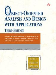 Object-Oriented Analysis and Design with Applications (2005)