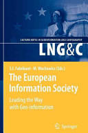 European Information Society - Leading the Way with Geo-Information (2010)