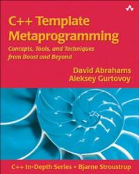 C++ Template Metaprogramming - David Abrahams, Aleksey Gurtovoy (2012)
