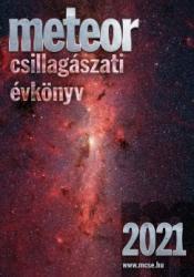 Meteor csillagászati évkönyv 2021 (2020)
