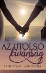 Az utolsó kívánság (ISBN: 9786156182876)