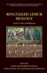 Ringtailed Lemur Biology - Alison Jolly, Robert W. Sussman, Naoki Koyama, Hantanirina Rasamimanana (2006)