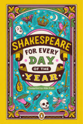 Shakespeare for Every Day of the Year (ISBN: 9780143134374)
