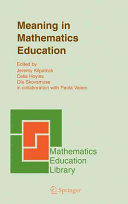 Meaning in Mathematics Education (2010)