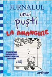Jurnalul unui puști (Vol. 15) La ananghie HC (ISBN: 9786067889307)