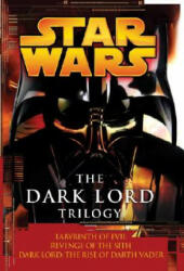 The Dark Lord Trilogy: Labyrinth of Evil/Revenge of the Sith/Dark Lord: The Rise of Darth Vader (2008)