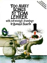 Too Many Songs by Tom Lehrer (2010)
