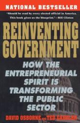 Reinventing Government: The Five Strategies for Reinventing Government (2002)