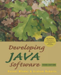 Developing Java Software (ISBN: 9780470090251)