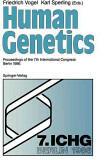 Human Genetics - Proceedings of the 7th International Congress Berlin 1986 (2012)