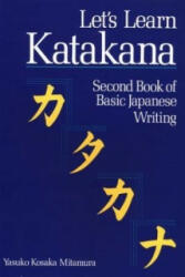 Let's Learn Katakana - Second Book of Basic Japanese Writing (2012)