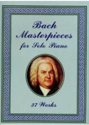 J. S Bach Masterpieces for Solo Piano (2007)