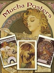 Mucha Posters Postcards: 24 Ready-To-Mail Cards (2005)