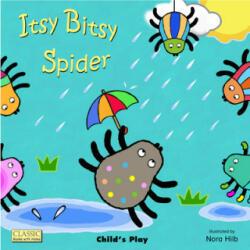 Itsy Bitsy Spider (2012)