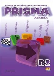 Prisma Avanza B2 Libro del alumno - Alicia López (2004)