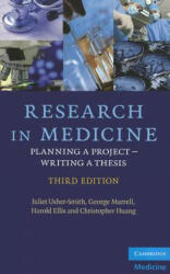 Research in Medicine - Juliet Usher-Smith (2002)
