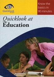 Quicklook at Education - Alan Pritchard (2012)