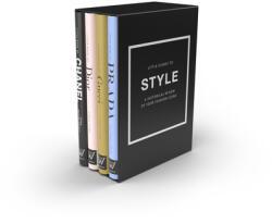 Little Guides to Style - Emma Baxter-Wright, Karen Homer, Laia Farran Graves (ISBN: 9781787396791)