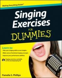 Singing Exercises For Dummies (2012)
