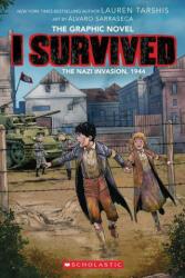 I Survived the Nazi Invasion, 1944 - Álvaro Sarraseca (ISBN: 9781338666373)
