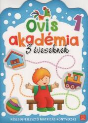 Ovis akadémia 3 éveseknek 1 (ISBN: 9789634921158)