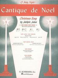 Cantique de Noel (O Holy Night): High Voice (E-Flat) and Piano - Adolphe Adam, Carl Deis (ISBN: 9780793553389)