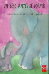 Un beso antes de dormir - Teresa Tellechea Mora, Alicia Padrón (ISBN: 9788467556643)