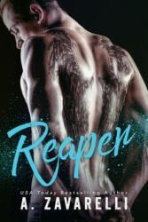 Reaper, Paperback (ISBN: 9781533220448)