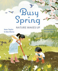 Busy Spring: Nature Wakes Up - Alex Morss, Cinyee Chiu (ISBN: 9780711255395)