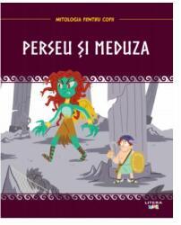 Mitologia. Perseu și Meduza (ISBN: 9786069500378)