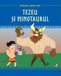 Mitologia. Tezeu și minotaurul (ISBN: 9786063348747)