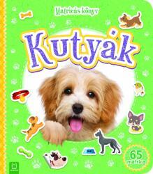 Matricás könyv. Kutyák (ISBN: 9789634920816)