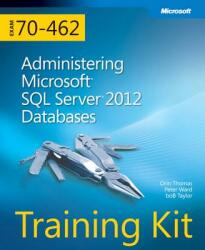 Administering Microsoft SQL Server 2012 Databases - Training Kit (2012)