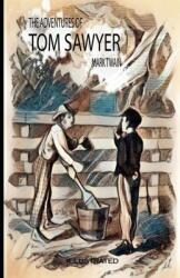The Adventures of Tom Sawyer Illustrated (ISBN: 9798720496548)