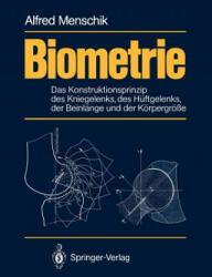 Biometrie - Alfred Menschik (2012)