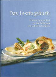 Das Festtagsbuch - Alfons Schuhbeck, Harald Walther (2004)