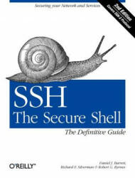 SSH, the Secure Shell: The Definitive Guide (ISBN: 9780596008956)
